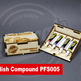 Set Polish Compound Fire