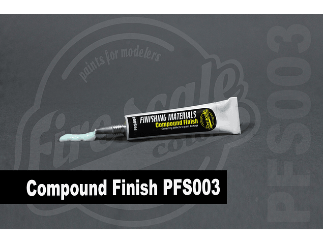 Polish Compound Finish
