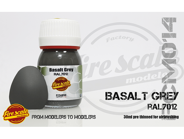 Gris basalto