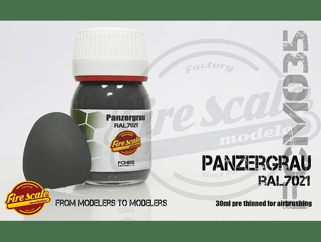 Panzergrau