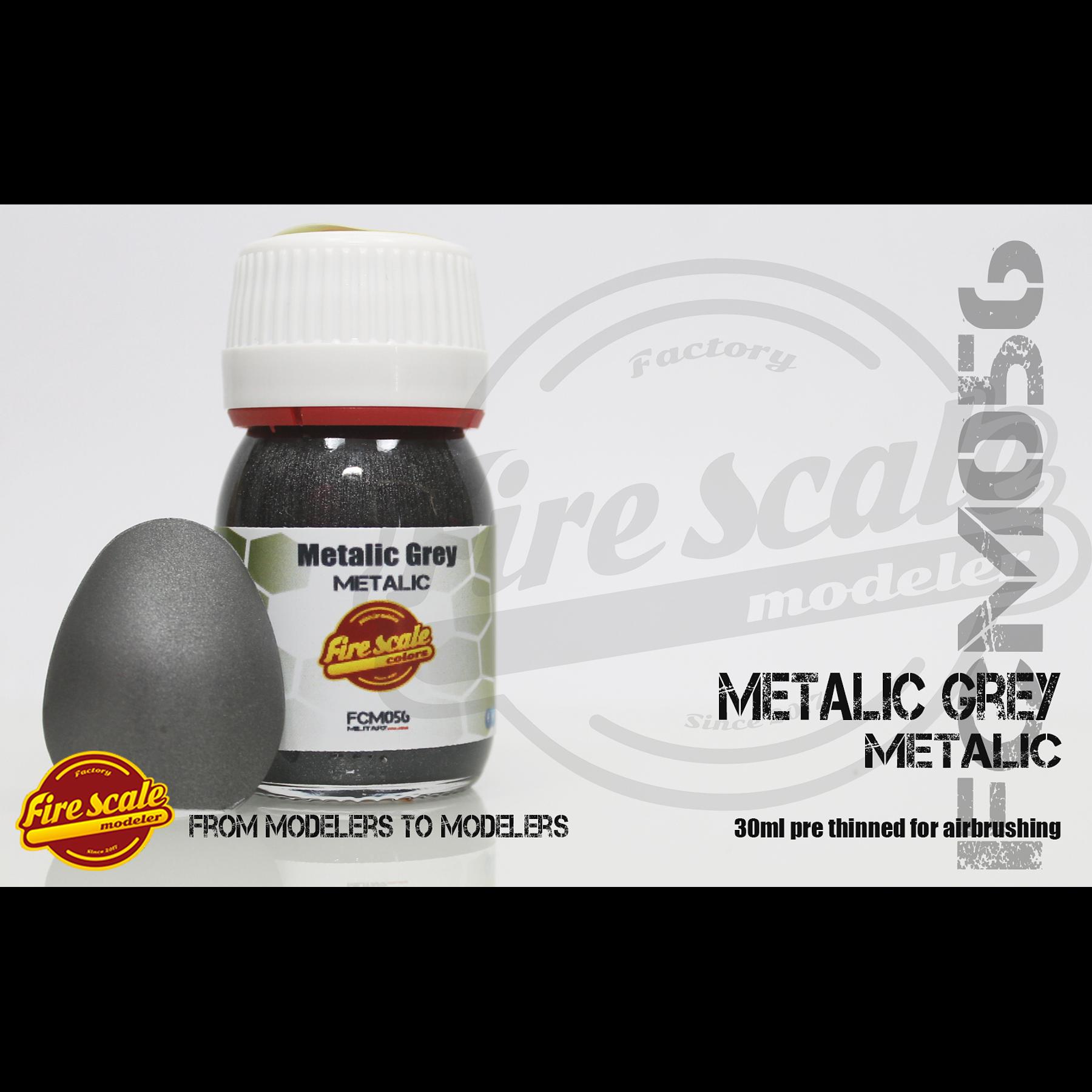 Metalic Grey