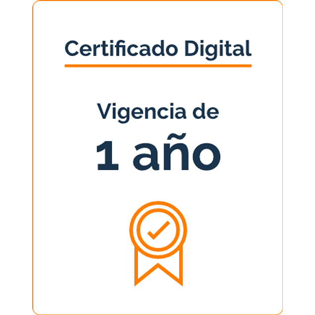 Firma Digital por 1 Año - LOFWORK
