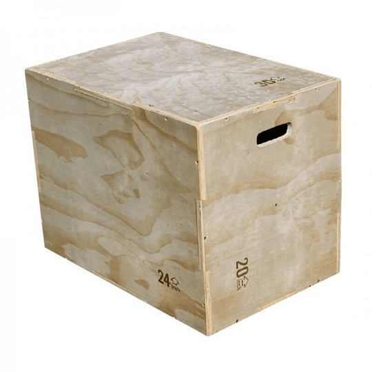 CAJON SALTO CROSSFIT MEDIANO 40x50x60
