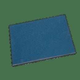 Piso Gimnasio Palmeta 50x50x2 Cms Azul