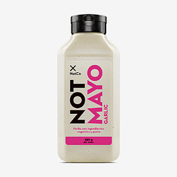 Not mayo Ajo squeeze 350 Gr