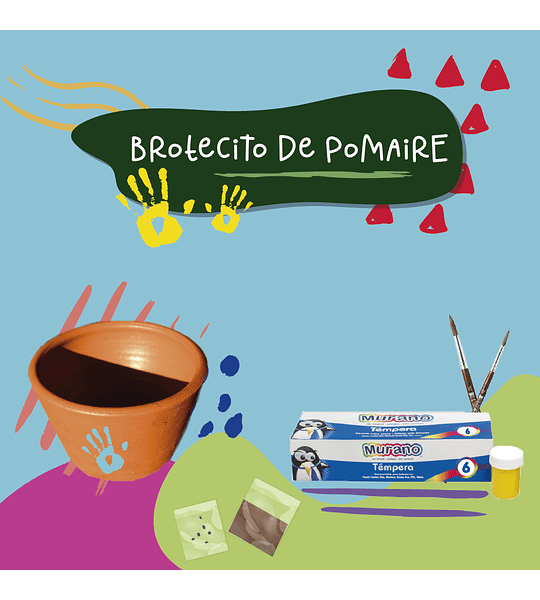 Kit Brotecito de Pomaire
