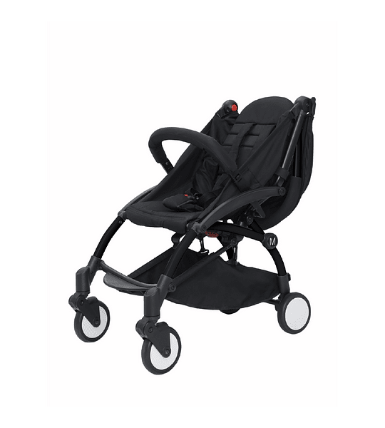 COCHE PASEO CITY BABY WAY NEGRO