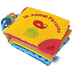 Libro de aprendizaje mi animal favorito