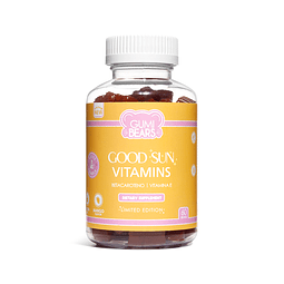 Vitaminas Good sun 1 mes