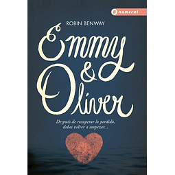 Libro numeral - emmy & oliver