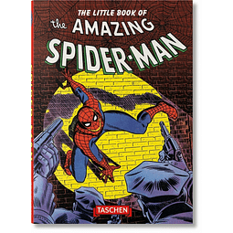Libro pi - the little book of - amazing spider-man, the