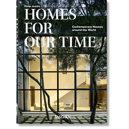 Libro 40 - homes for our time. contemporary houses around the world.