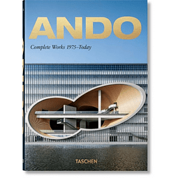 Libro 40 - ando. complete works 1975–today.