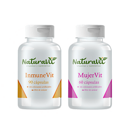 Pack Mujer Naturavit