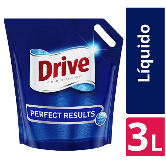 Detergente Líquido Drive Perfect Result Doypack
