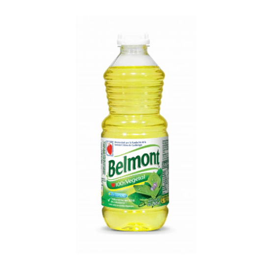 Aceite Vegetal Belmont 250 ml