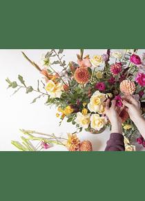 Workshop Centro De Mesa Floral / 25 de marzo