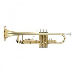 Trompeta GR STR500 Bb Laccato, incluye case Grassi