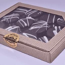Caja de 12 Alfajores Artesanales