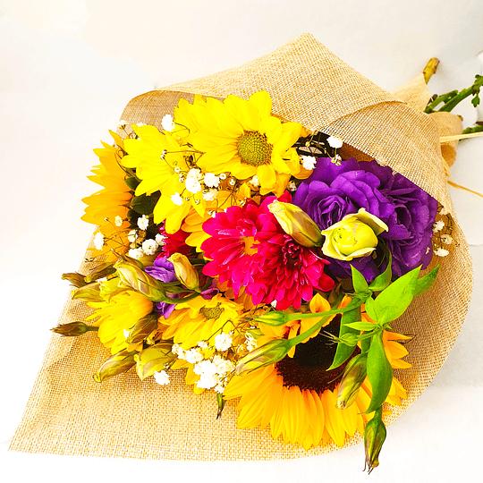 Ramo de Flores Mixto