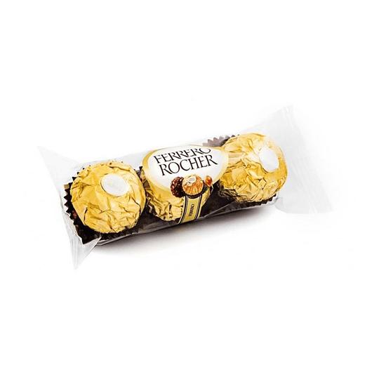 Bombones Ferrero Rocher 50 gr.