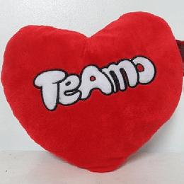 Cojin Corazón Peluche