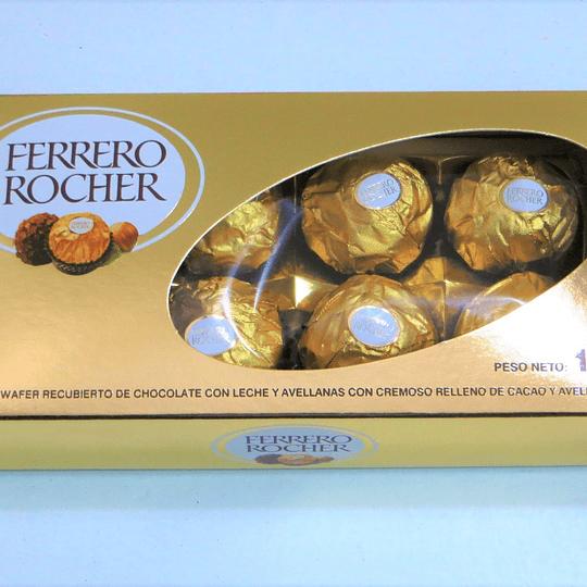 Bombones Ferrero Rocher 100 gr.