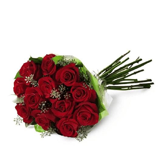 Ramo 12 Rosas Redondo