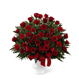 Arreglo de 50 Rosas