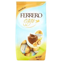 Huevitos Ferrero Rocher