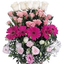 Composición Floral Mixta
