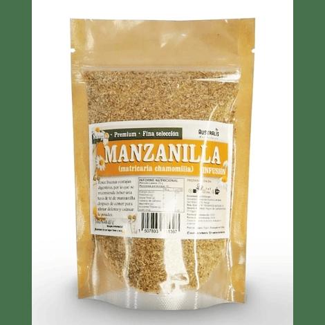 MANZANILLA (matricaria chamomilla) 30 gramos