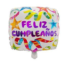 """Globo """"Feliz Cumpleaños"""""""
