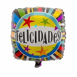 """Globo """"Felicidades"""""""