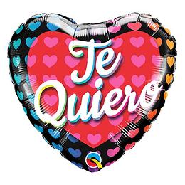 "Globo con Helio ""Te Quiero"""
