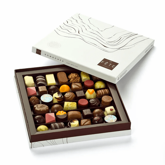 La Fête - Caja Bombones 420 Grs.