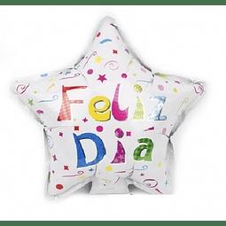 """Globo """"Feliz Dia"""""""