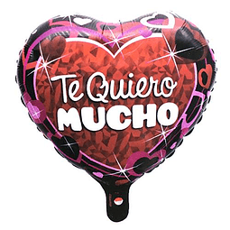 "Globo ""Te Quiero Mucho"""