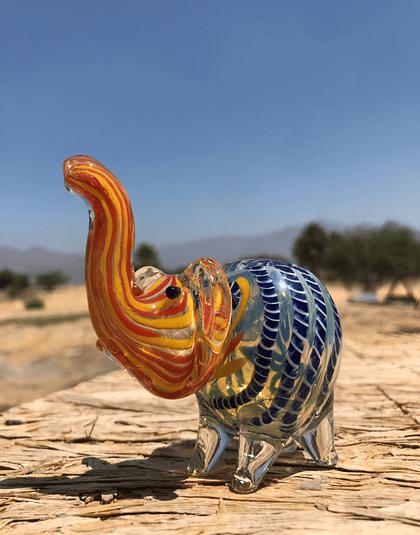Pipa Elefante multicolor