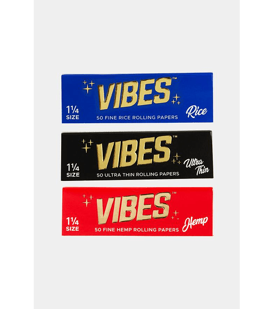 Vibes Rolling Papers 1 1/4