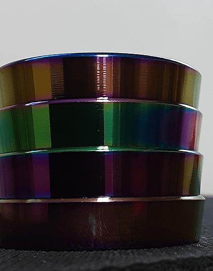 Moledor tornasol diseño