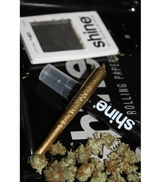 Shine Gold King Size Cone