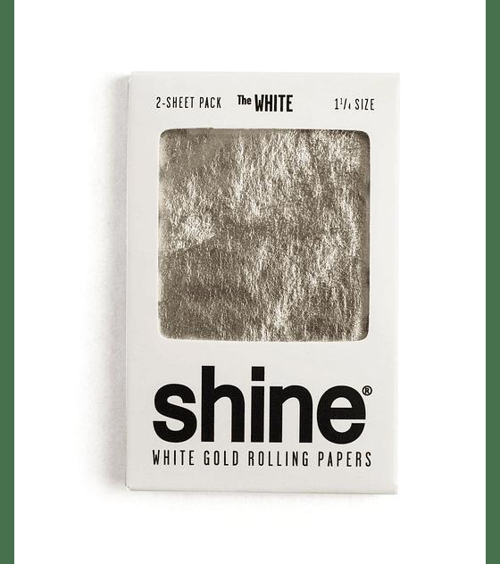 Shine White Gold 2-Sheet Pack -