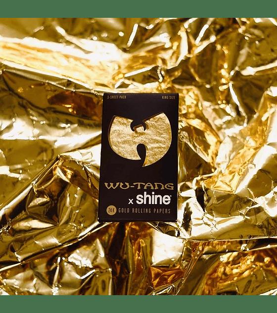 Wu-Tang x Shine® 24k