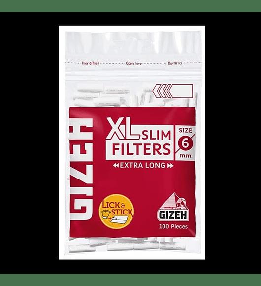 Filtros Gizeh XXL Slim