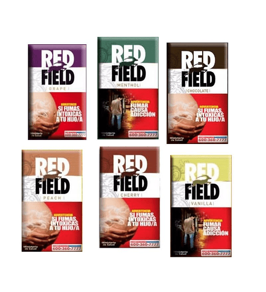 Tabaco RedField