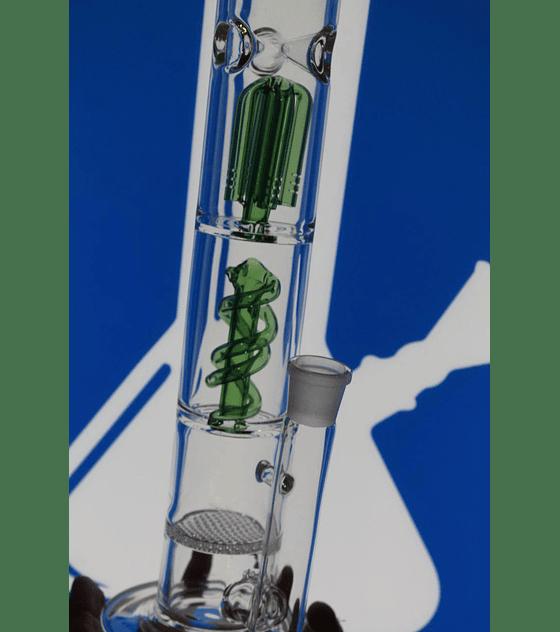 Bong 44 cms TRIPLE percolador