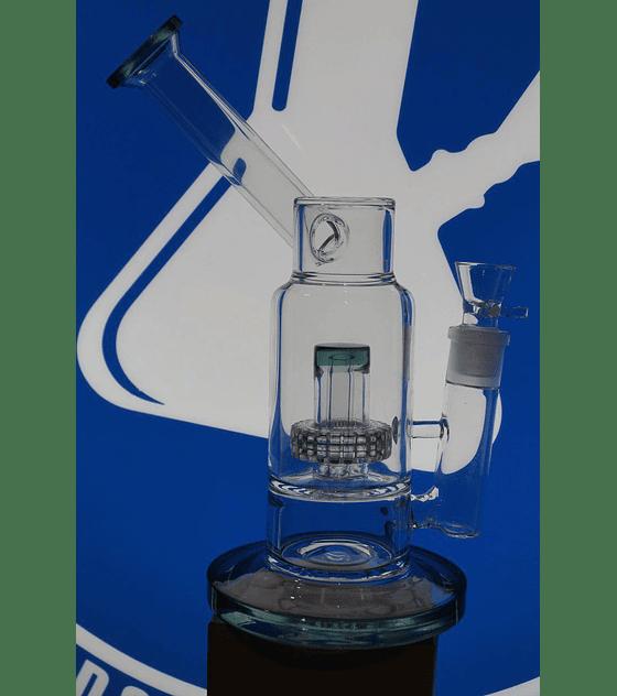 Bong de pyrex 26 cms, percolador domo matriz