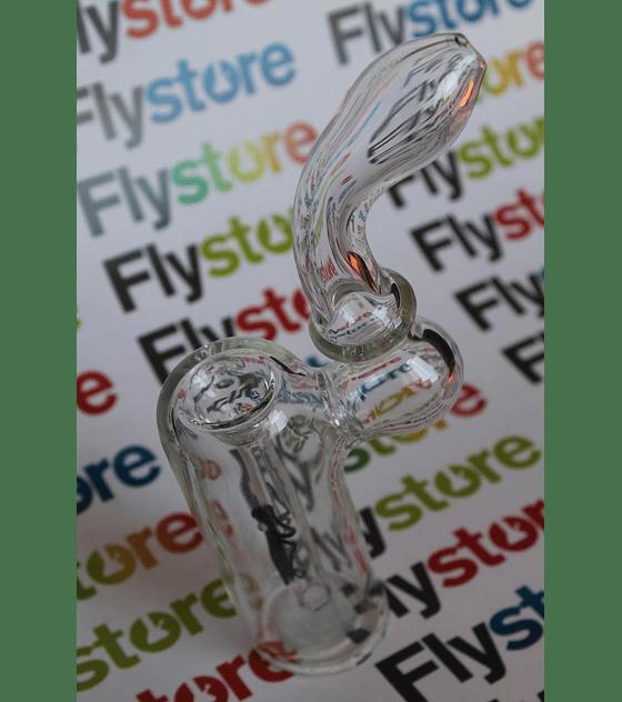 Bubbler de pyrex 19 cms de alto