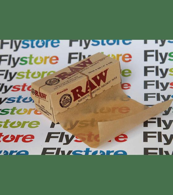 Papel Rosin Raw 10 metros